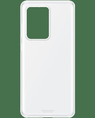 Clear Cover Samsung Galaxy S20 Ultra 5G Detailansicht