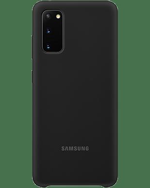 Silicone Cover Samsung Galaxy S20 Detailansicht