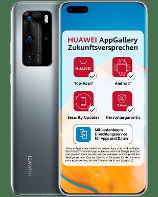 HuaweiP40 Pro Detailansicht