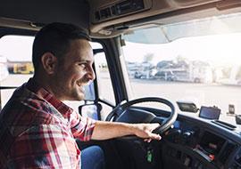 Arbeitszeiten selbständiger Kraftfahrer fallen sehr unterschiedlich aus