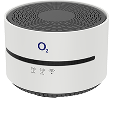 o2 HomeBox Satellite Repeater