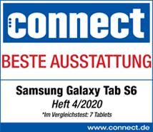 Testlogo Samsung Galaxy Tab S6