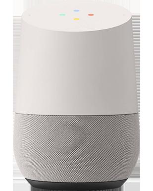 Google Home Detailansicht