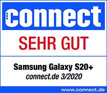 Testlogo Samsung Galaxy S20+