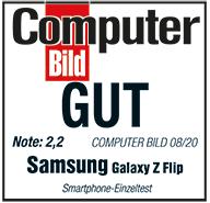 Testlogo Samsung Galaxy Z Flip