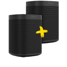 Sonos One Smart Speaker Doppelpack