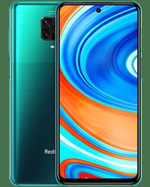 Xiaomi Redmi Note 9 Pro Detailansicht