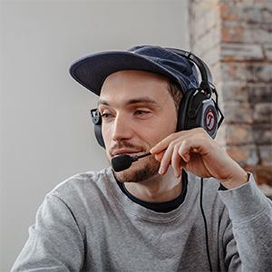 Gaming-Headsets CAGE von Teufel