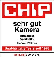 Testlogo Huawei P40 Pro