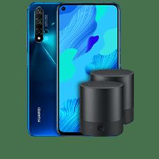 Huawei nova 5T mit Mini-Speaker