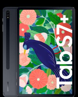 Samsung Galaxy Tab S7+ WiFi Detailansicht