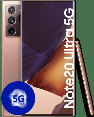 Samsung Galaxy Note20 Ultra 5G Detailansicht