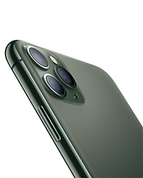 Apple iPhone 11 Pro Max: erstmals mit Triple-Kamera
