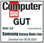 Testlogo Samsung Galaxy Buds Live