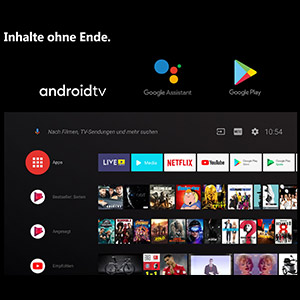 Apps Android TV