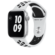 Apple Watch Nike S6 LTE 40 Alu Sport
