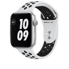 Apple Watch Nike Series 6 LTE 44 Alu Sport