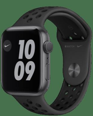 Apple Watch Nike Series 6 LTE 44 Alu Sport Detailansicht