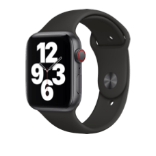 Apple Watch SE LTE 44 Alu Sport