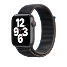 Apple Watch SE LTE 44 Alu Sport Loop