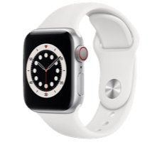 Apple Watch Series 6 LTE 40 Alu Sport