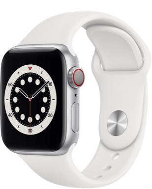 Apple Watch S6 LTE 40 Alu Sport