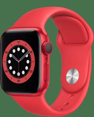 Apple Watch S6 LTE 40 Alu Sport