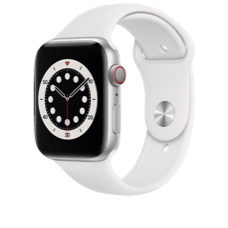 Apple Watch S6 LTE 44 Alu Sport