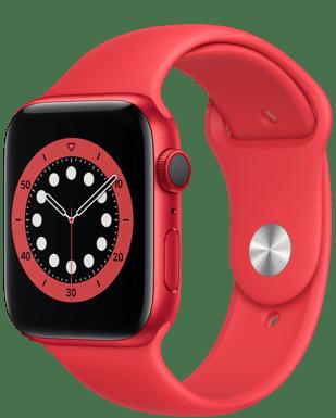 Apple Watch S6 LTE 44 Alu Sport