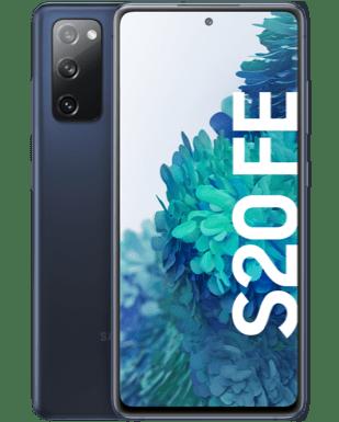Samsung Galaxy S20 FE Detailansicht