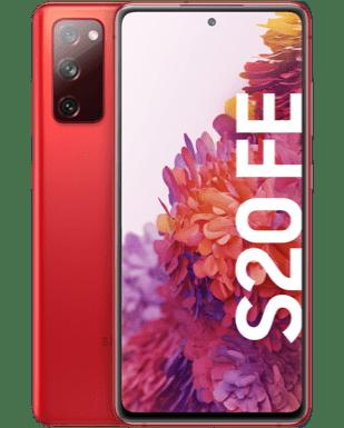 Samsung Galaxy S20 FE mit o2 Free M Boost mit 40 GB