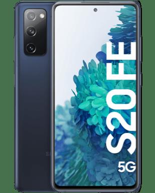 Samsung Galaxy S20 FE 5G mit Vertrag
