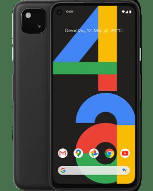 Google Pixel 4a Detailansicht