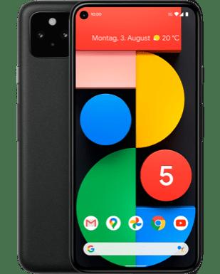 Google Pixel 5 Detailansicht