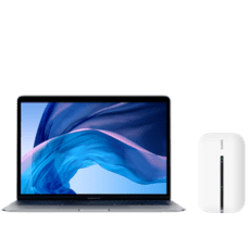 MacBookAir 13 mit Mobile Router
