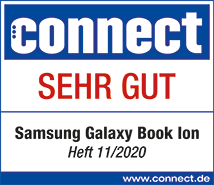 Testlogo Samsung Galaxy Book iON