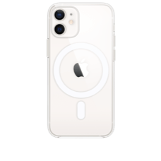 Apple iPhone 12 mini Clear Case mit MagSafe