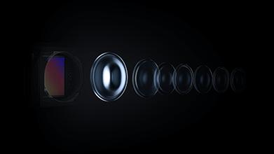 Huawei Mate 40 Pro: Periskop-Linse