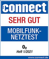 connect Mobilfunk-Netztest
