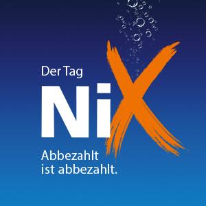 Der Tag NiX von o2