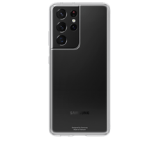Samsung Clear Cover S21 Ultra
