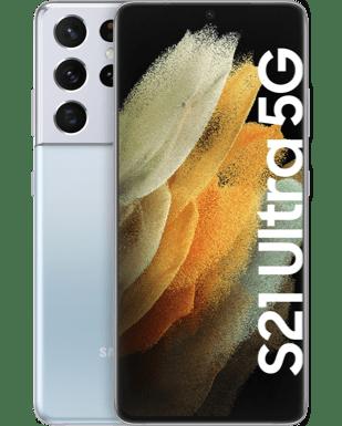 Samsung Galaxy S21 Ultra 5G mit o2 Free S Boost mit 6 GB