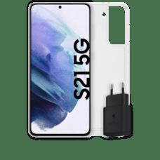 Samsung Galaxy S21 5G mit Starterset