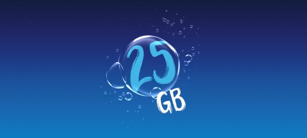 Day Pack L (25 GB) für Prepaid-Tarife