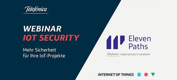 Die Sicherheit von Internet of Things gewinnt an Bedeutung