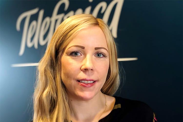 Kathrin van Beek, Director Commercial Management