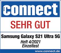 Testlogo Samsung Galaxy S21 Ultra 5G