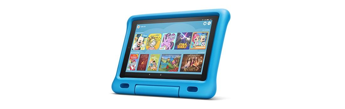 Kinder Tablet Amazon Fire HD Kids