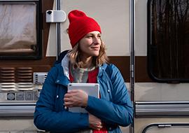 WLAN im Wohnmobil WiFi-Hotspot