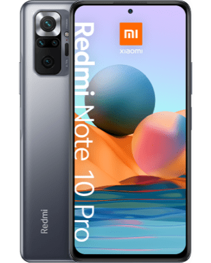 Xiaomi Redmi Note 10 Pro Detailansicht